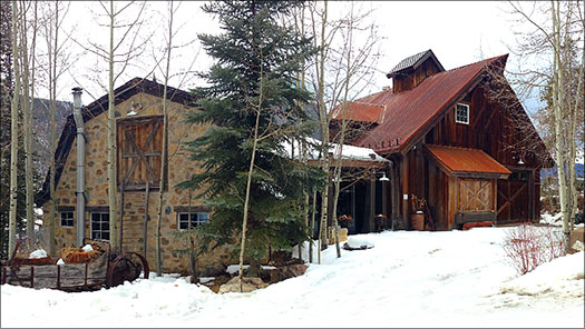 architectural firm in Grand County, CO